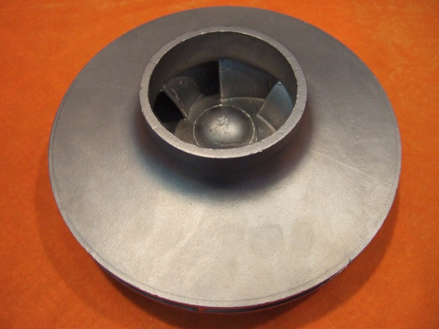 close impeller