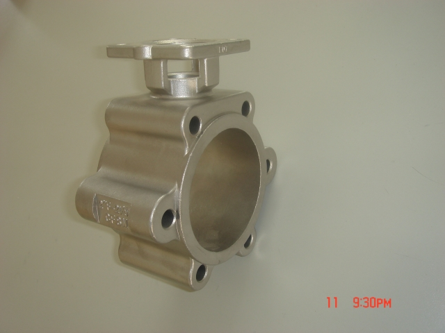 3PC-ball valve IV