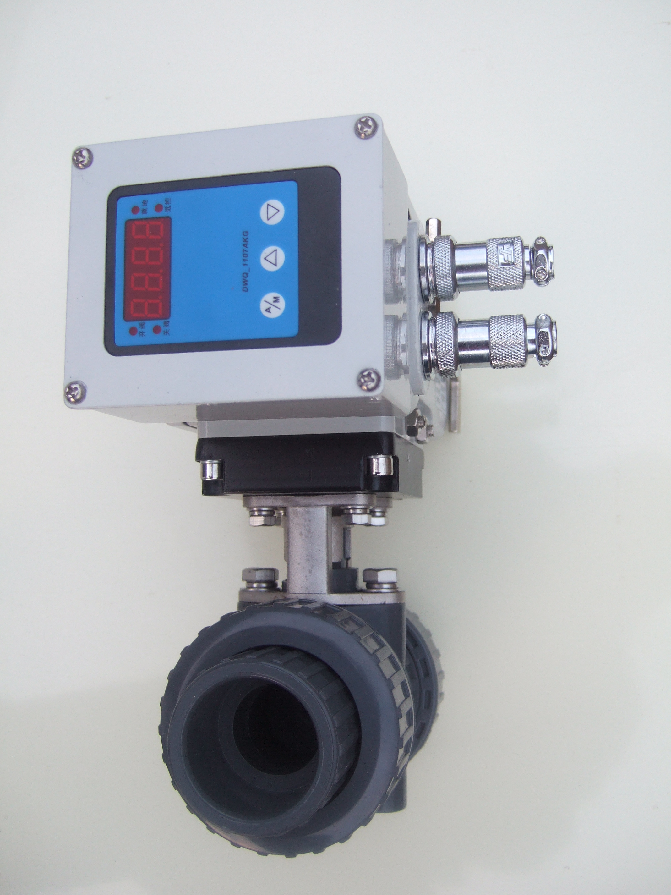 Electric Actuator Ball  Valve with Modulating Servo Module