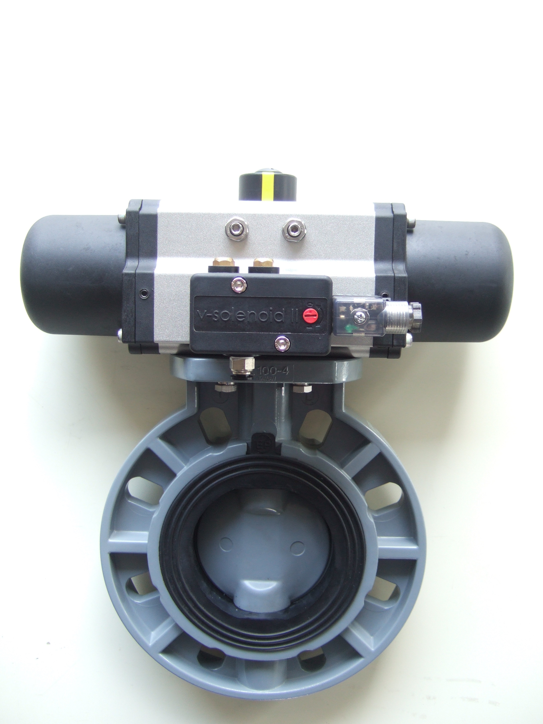 Electric Actuator Ball  Valve with Integration